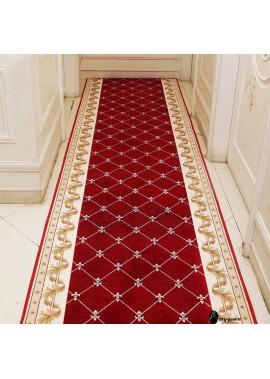 Red Carpet Living Room Stairway Corridor Blanket