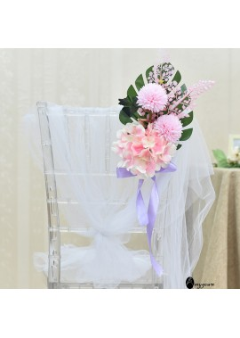 Rose Props For Wedding Banquet Flower Length 28CM