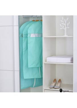 3PCS Translucent Clothes Dust Cover Dust Bags 60*120CM