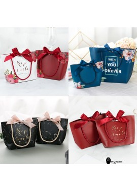 20pcs Gift Packaging Tote Bag Gift Box Paper Bag