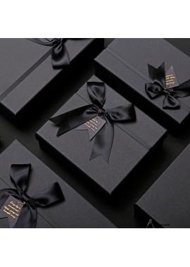 Gift Box Rectangular Ribbon Bow Gift Box