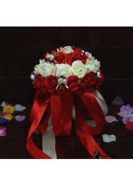 Bridal Bouquets Wedding Photography Bouquets 25*25CM