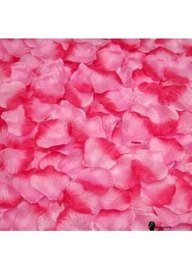 1000 Pcs Artificial Silk Rose Petals Decoration Wedding Party