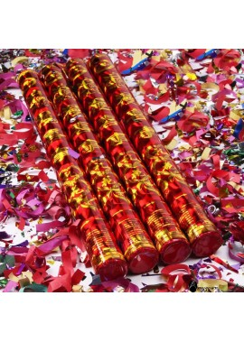 20PCS Wedding Hand-Held Salute Confetti Cannons 60CM
