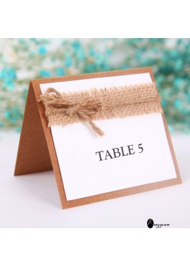 10PCS Wedding Seat Card Table Card 10*9CM