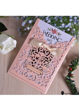 50pcs Openwork Invitation Creative Invitation