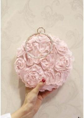 Lace Versatile Ball One Shoulder Diagonal Handbags T901556180419