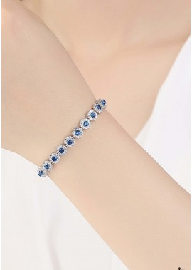 Blue Scale Bracelets T901556332819