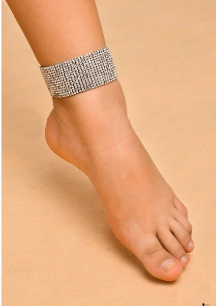 Fully Drilled Multiple Layers Of Anklets T901556412178