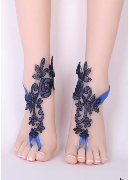 Fashion Lace Anklets T901556528025