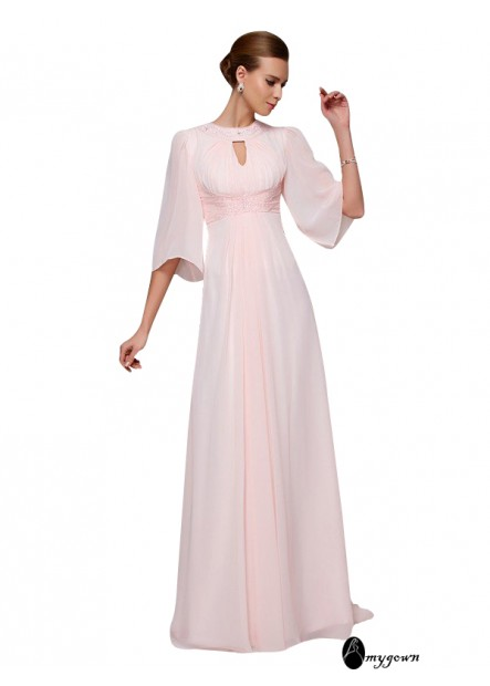 AmyGown Mother Of The Bride Evening Dress T801524713166