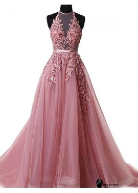 AmyGown Long Prom Evening Dress T801524703631