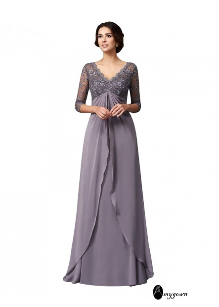 AmyGown Mother Of The Bride Dress T801524724816