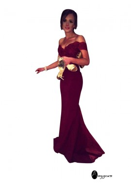 AmyGown Sexy Discount Long Prom Evening Dress T801524703617