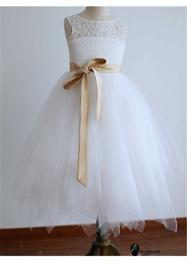 AmyGown Flower Girl Dresses T801524726274