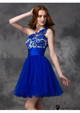 AmyGown Short Homecoming Prom Evening Dress T801524710425