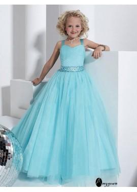 AmyGown Flower Girl Dresses T801524726341