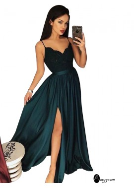 AmyGown Long Prom Evening Dress T801524703663