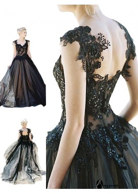 AmyGown Long Prom Evening Dress T801524704185