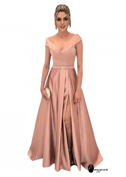 AmyGown Vogue Long Prom Evening Dress T801524703589