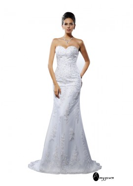 AmyGown 2020 Lace Wedding Dress T801524714991