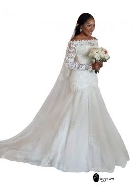 AmyGown 2020 Plus Size Wedding Dress T801524714663