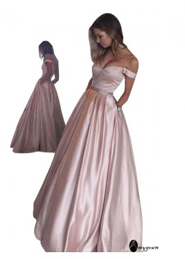 AmyGown Long Prom Evening Dress T801524703647