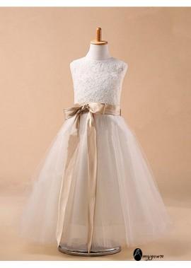 AmyGown Flower Girl Dresses T801524726258