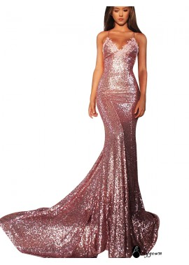 AmyGown Long Evening Mermaid Prom Dress T801524701730