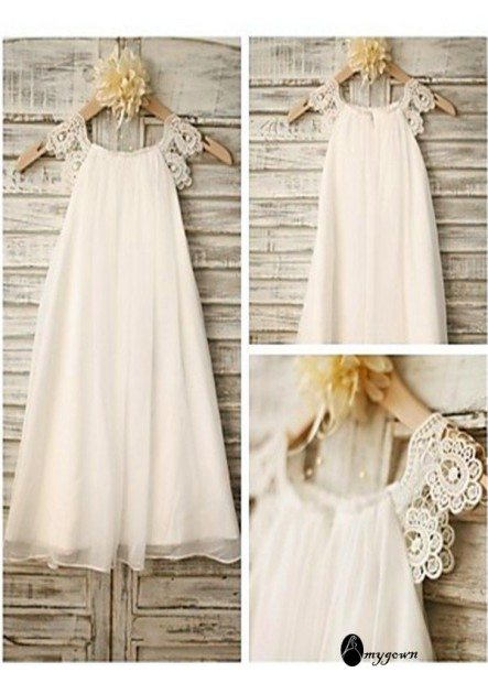 AmyGown Flower Girl Dresses T801524726232
