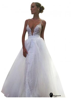 AmyGown 2020 Lace Ball Gowns T801524715001