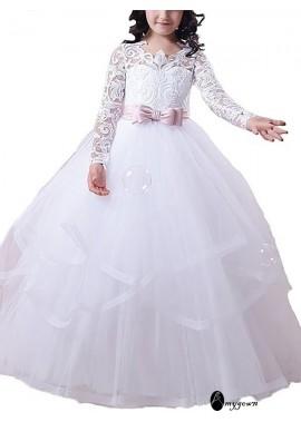 AmyGown Flower Girl Dresses T801524726178