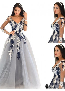 AmyGown Long Prom Evening Dress T801524703753