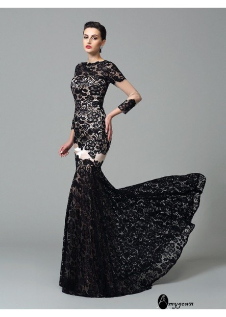 AmyGown Sexy Evening Dress T801524713402