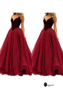 AmyGown Long Prom Evening Dress T801524703976
