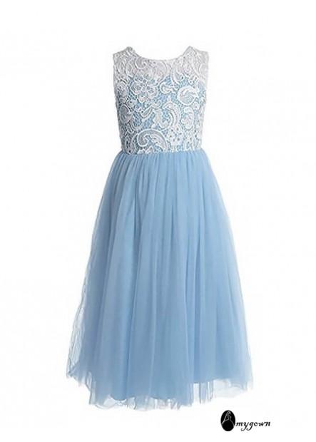 AmyGown Flower Girl Dresses T801524726359