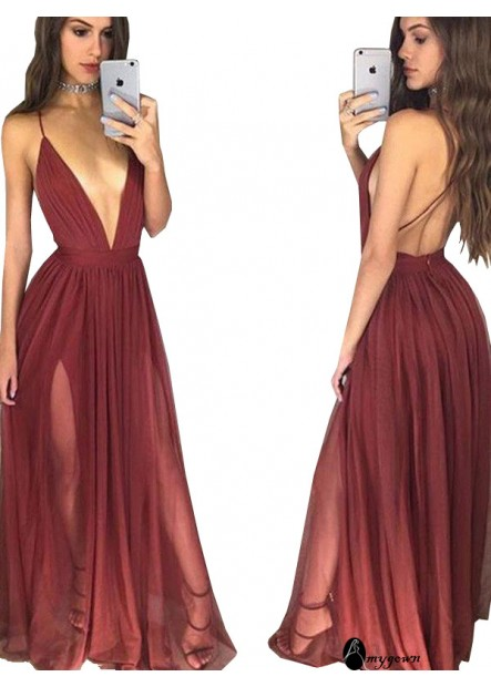 AmyGown Long Prom Evening Dress T801524703879