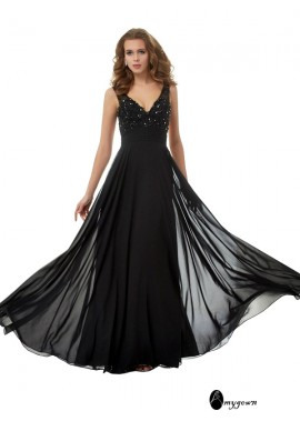 AmyGown Long Prom Evening Dress T801524707333