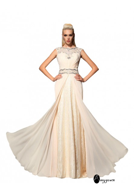 AmyGown Sexy Long Prom Evening Dress T801524706236