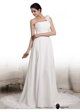 AmyGown Beach Wedding Dresses T801524715977