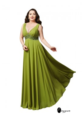 AmyGown Plus Size Prom Evening Dress T801524706425
