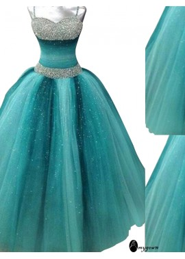 AmyGown Long Prom Evening Dress Ball Gown T801524703906