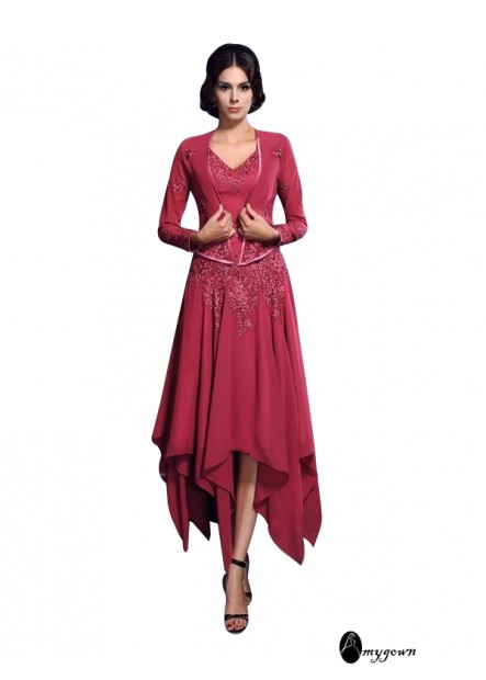 AmyGown Mother Of The Bride Dress T801524725070