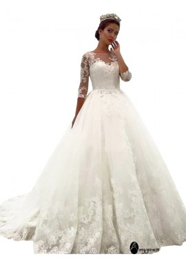 AmyGown 2020 Lace Ball Gowns T801524714814