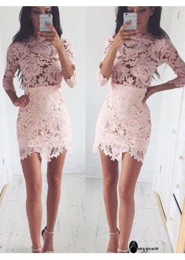 AmyGown Short Homecoming Prom Evening Dress T801524710207