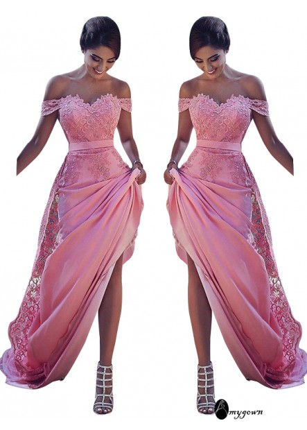 AmyGown Long Prom Evening Dress Sale T801524703619