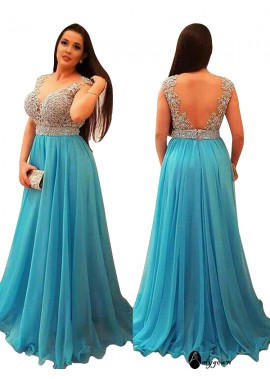 AmyGown Plus Size Prom Evening Dress T801524703950