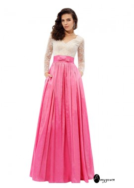 AmyGown Long Prom Evening Dress T801524706116