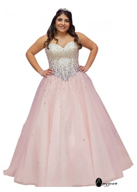 AmyGown Plus Size Prom Evening Dress T801524705014