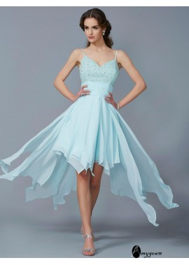 AmyGown Short Homecoming Prom Evening Dress T801524710335